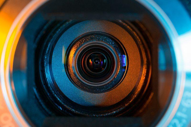 servicio de vídeos profesional