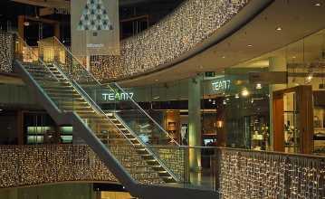 Vídeos centros comerciales