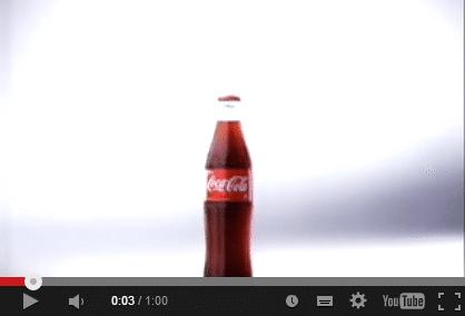 Los mejores videos promocionales de Coca Cola