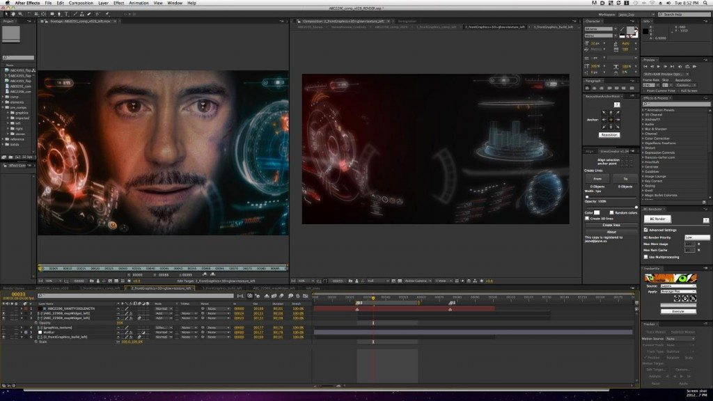 Videos con After Effects