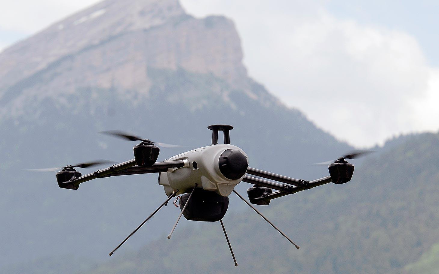 Vídeos corporativos con drones