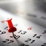 Calendario de vídeos para 2016. ¿Cuáles son las fechas clave?