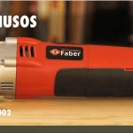 Vídeo de producto multiusos.2002 para empresa Faber 2000