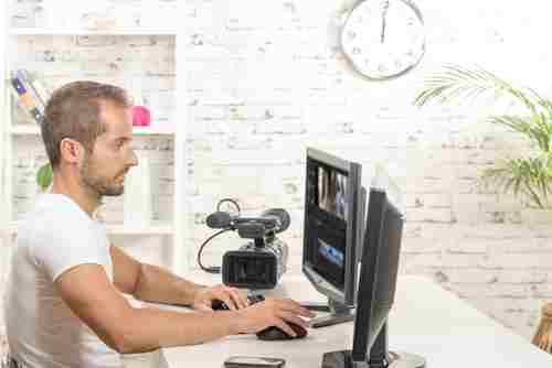 Crear videos publicitarios online
