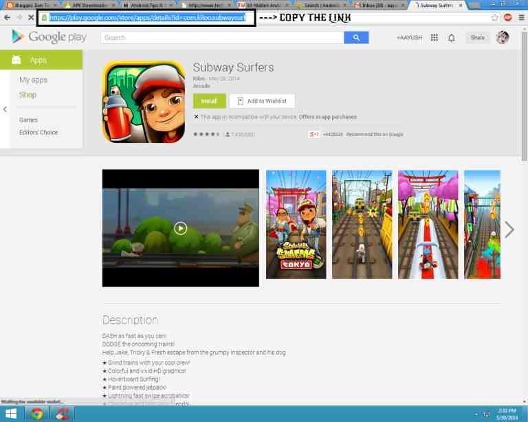 videos para apps como ayudan a incrementar descargas e instalaciones