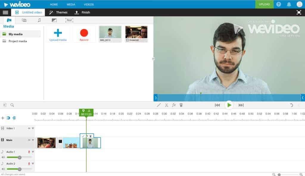 Editores de vídeo online: el mejor listado de programas | Videocontent Tu vídeo desde 350€ | mejores editores de video online 1024x592 | video