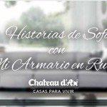 Vídeo influencer para Chateau d'Ax (historias de sofá con Mi armario en ruinas)