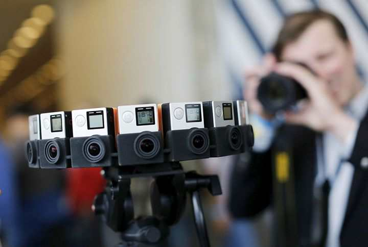 como crear videos en 360 grados interactivos