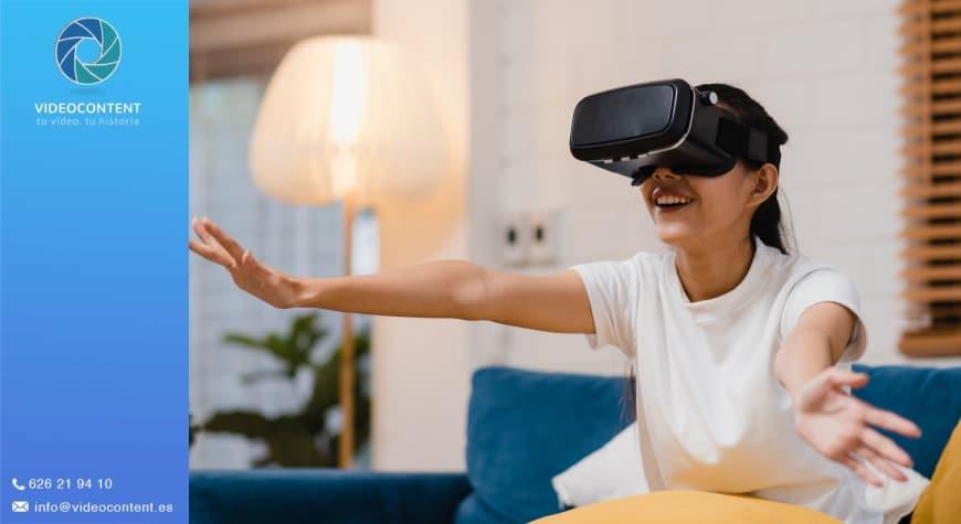 Cómo hacer vídeos en 360 grados interactivos
