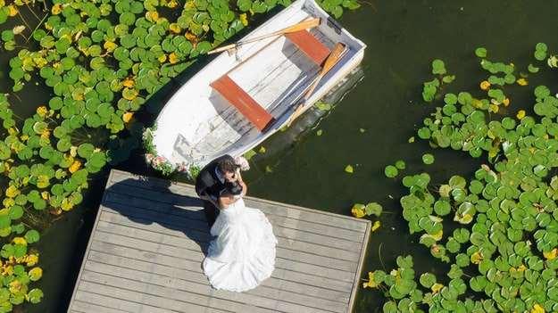 videos de boda con drones min | Vídeos de boda con drones: aspectos legales