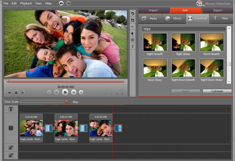 Movavi: una herramienta de edición de vídeos útil y sencilla