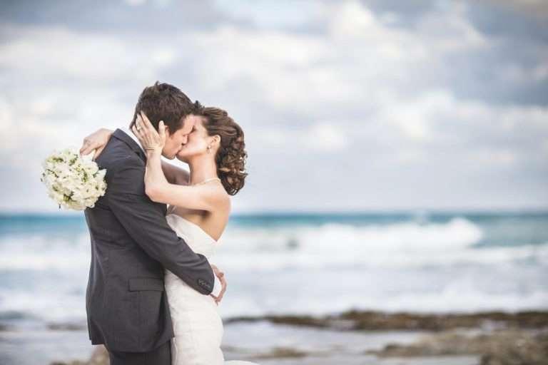 vídeos de boda en la playa