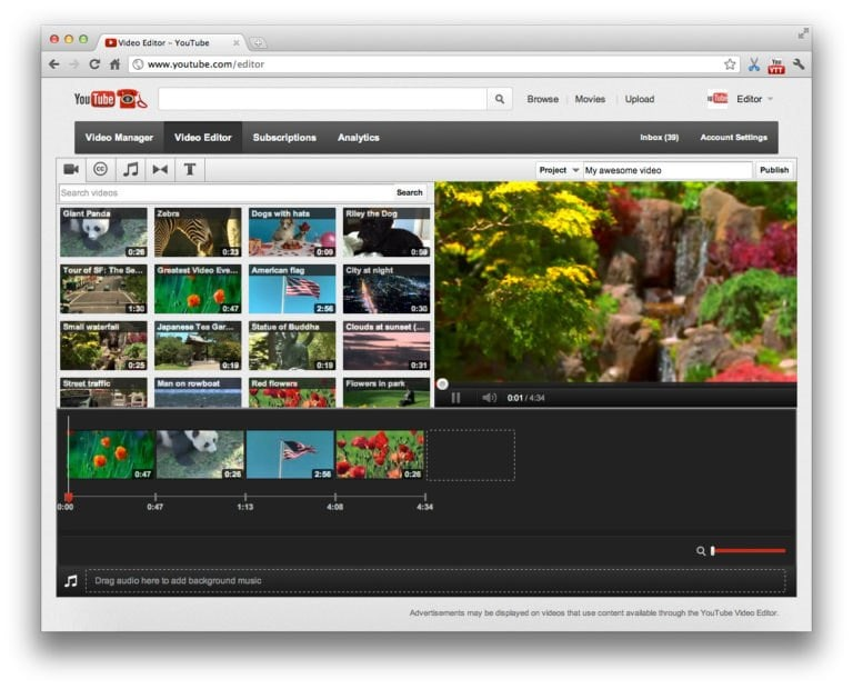 Editor de vídeos para Youtube: ¿Cómo funciona? | Videocontent Tu vídeo desde 350€ | editor de videos para youtube min | video, edicion-de-videos