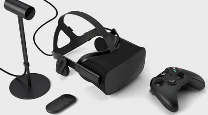 Oculus Rift gafas de realidad virtual