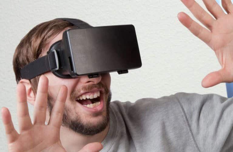 Cómo funcionan las gafas de realidad virtual