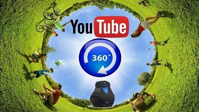 Cómo ver vídeos 360 grados