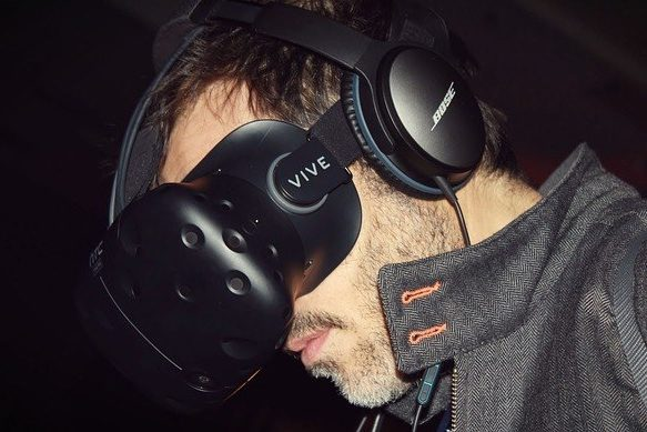 Realidad virtual de terror