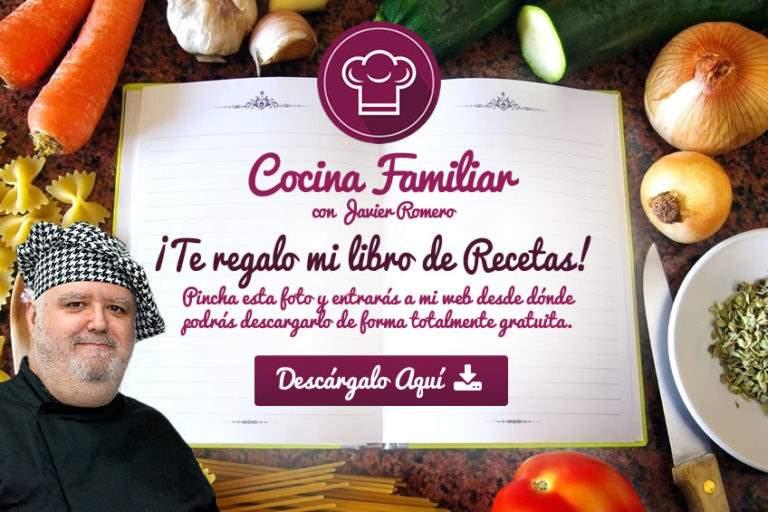 Descargar vídeos de recetas de cocina gratis