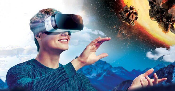 Aplicaciones para gafas VR