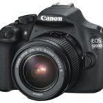 Cámara réflex Canon EOS 1200D: Características y especificaciones técnicas