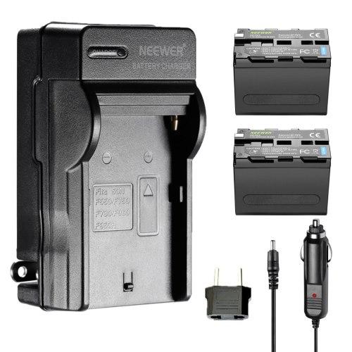 baterías para videocámaras