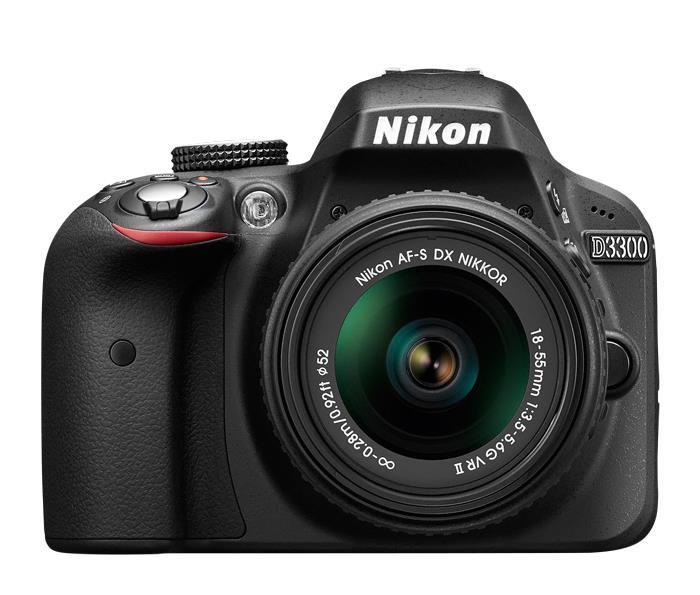 Cámaras réflex Nikon D3300