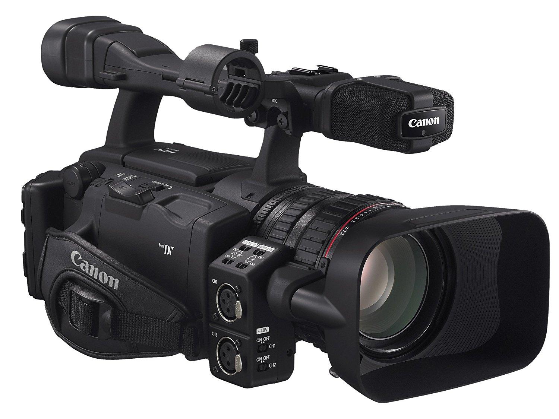 Canon XH A1S - Videocámara (Estabilizador Óptico, HDV 1080i, 3 sensores CCD de 1/3 pulgadas, Zoom Óptico 20x)