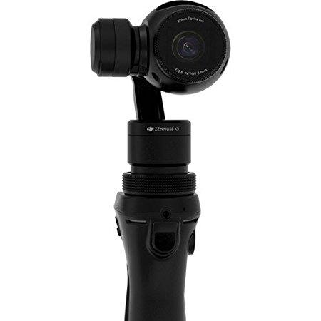 DJI PH-OSMO - Gimbal cámara (4K, 12. 4 Mp, 360°), color negro
