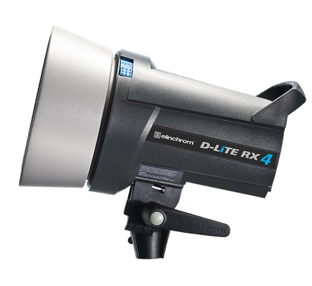 Elinchrom D-Lite RX-4 EL 20487.1 .1 - Flash compacto, 400 W