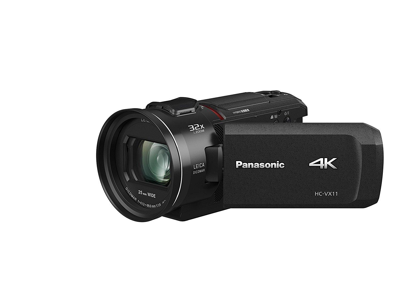 "'Panasonic 4K videocámara HC-VX11EG-K """
