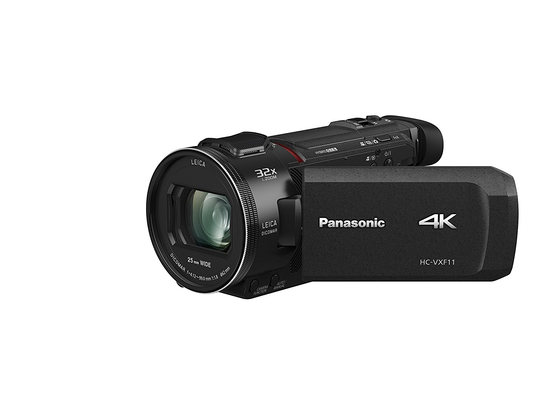 'Panasonic 4K videocámara HC-VXF11EG-K "