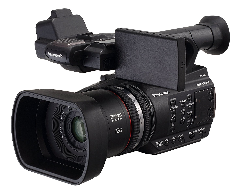 "Panasonic AG-AC90 - Videocámara de 8.04 Mp (pantalla de 3.5"", zoom óptico 12x, estabilizador de imagen óptico), negro [importado]"