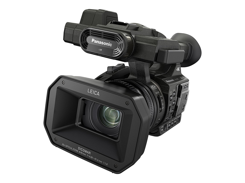 Panasonic HC-X1000 - Videocámara (18.91 MP, 4K, FullHD, pantalla de 0.45", zoom óptico 20x, WiFi, NFC, HDMI), negro