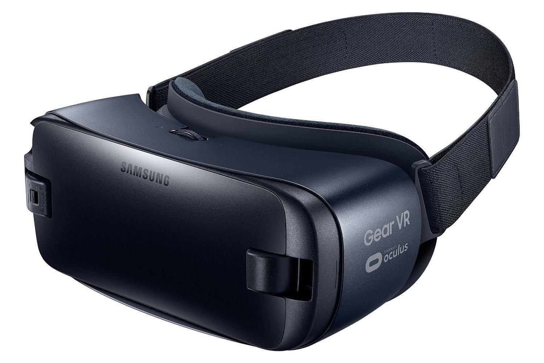 Samsung Gear VR - Gafas de video virtual, color negro