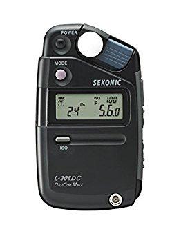 Sekonic L-308DC Digicinemate - Fotómetro