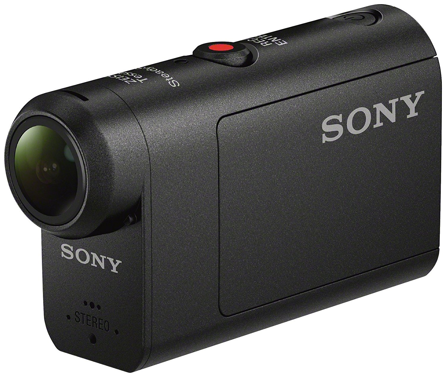 Sony HDRAS50B.CEN - Videocámara (Full HD 60p, sensor Exmor-R de 11,1Mp, Steadyshot, zoom de 3x, carcasa de 60 m) negro