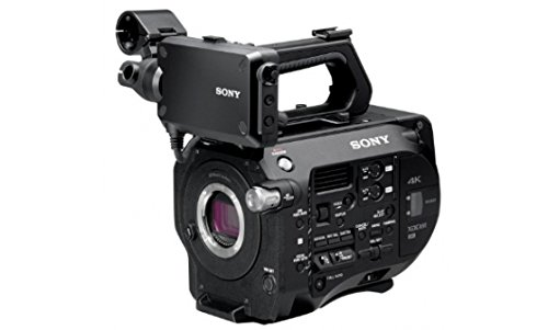 Sony PXW-FS7 profesional de vídeo