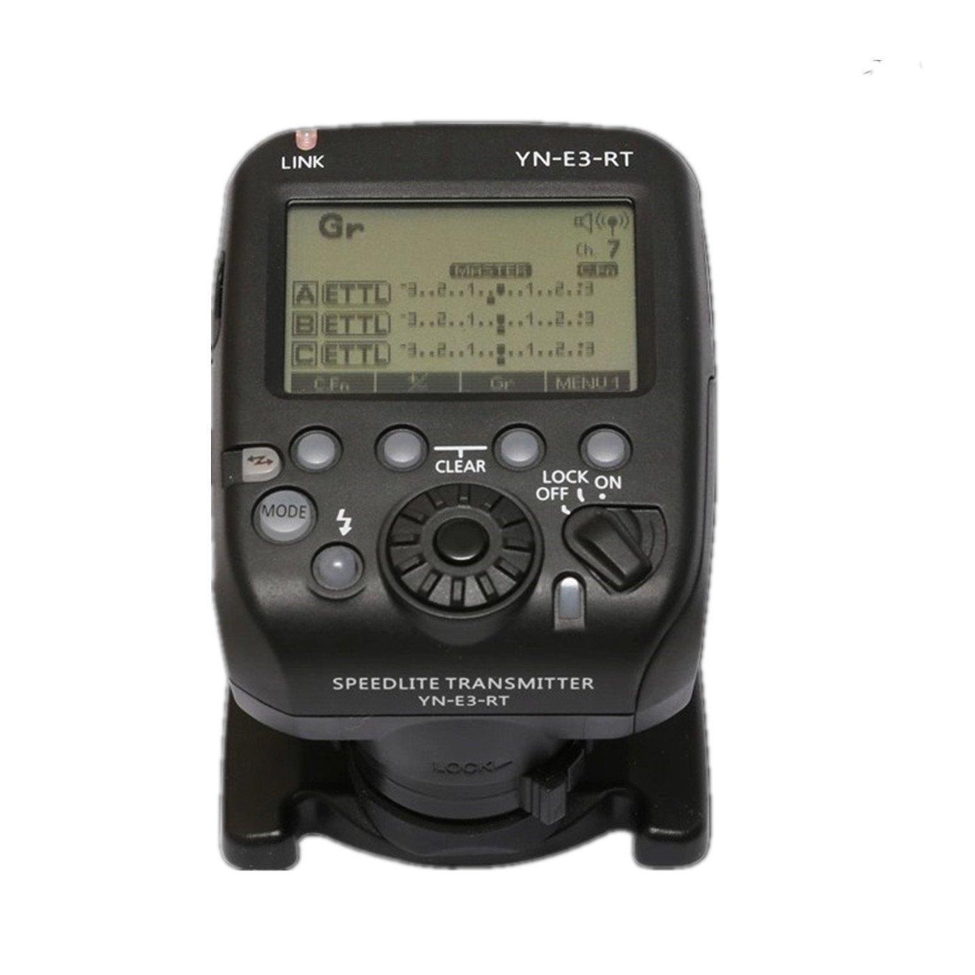Yongnuo inalámbrico transmisor speedlite yn e3-rt Para canon st-e3-rt/600ex rt