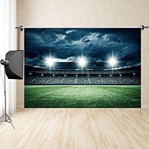 150x220cm campo de fútbol de fútbol hijos photography Fondo photography Fondo de apoyos de la fotografía foto FD-7882(SP)