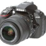 Cámara réflex Nikon D5300: Características y especificaciones técnicas