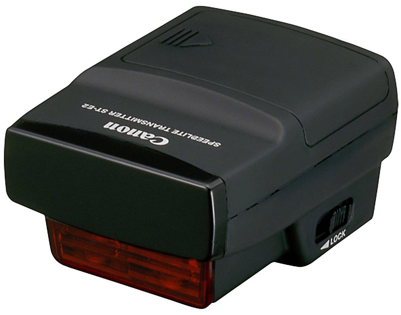 Canon ST-E2 - Mando a distancia para flash Canon Speedlite 420EX/430EX/430EXII/550EX/580EX/580EX II (E-TTL (II)), negro