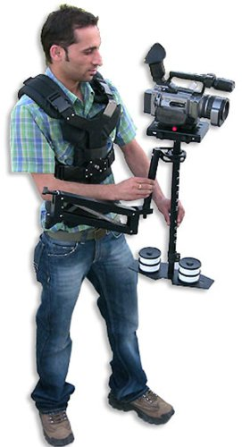 Flycam Comfort Arm and Vest for Flycam 5000 or 3000 Stabilizer Rig