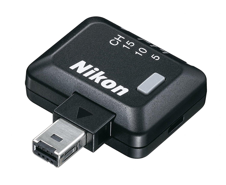 Nikon WR-R10 - Receptor para mando a distancia WR-T1, negro