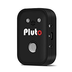 Pluto disparador una versátil cámara disparador–Mando a distancia, GoPro, Startrail, HDR, vídeo, Lightning, luz/sonido/movimiento de disparo, Waterdrop colisión, Smartphone de disparo y más