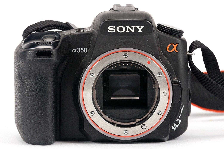 Sony a (alpha) D-A350 - Cámara Réflex Digital 14.2 MP (Cuerpo)