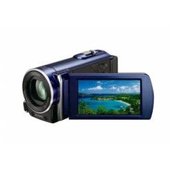 "Sony HDR-CX115E - Videocámara (0,3 MP, 1/0,157 mm (1/4""), 25x, 300x, 2,5 - 62,5 mm, 1/6 - 1/10000s) Azul"