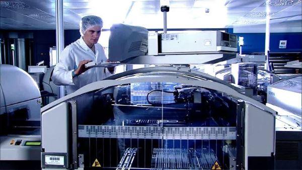 Vídeos de empresas industriales