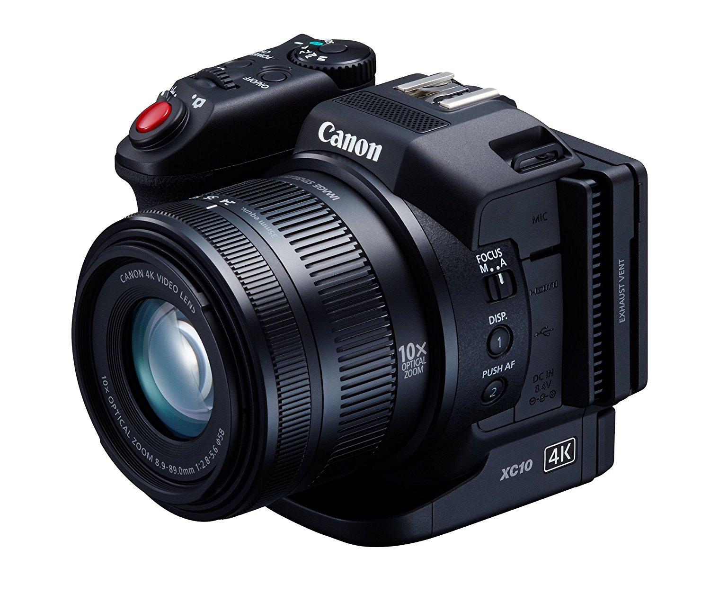 XC10 13,36 Megapíxeles Cámara de Vídeo Canon