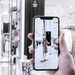 Zara AR: App de realidad aumentada de Zara