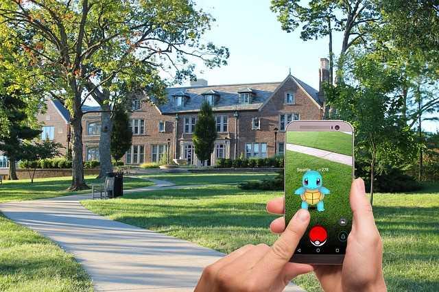 Apps de realidad aumentada para Android